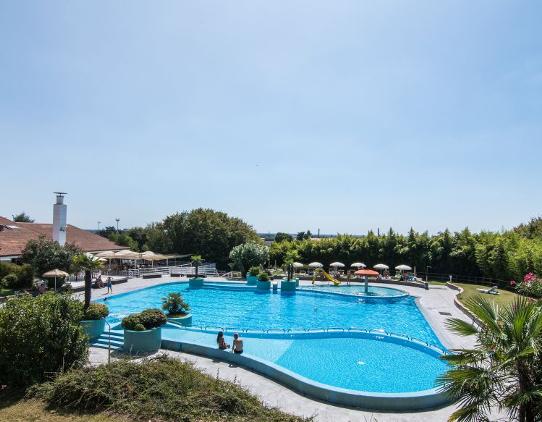 Piscina - Hotel San Marco Montebelluna TV