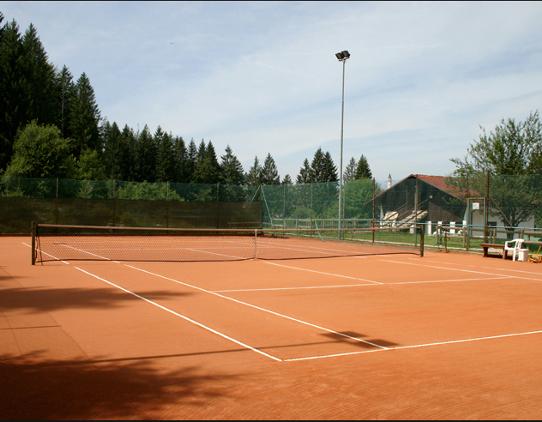 Tennis Hotel San Marco Montebelluna TV