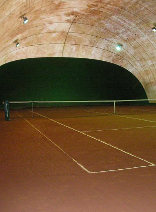 Tennis - Hotel San Marco Montebelluna TV