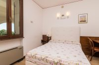 French twin bed - Hotel San Marco Montebelluna TV
