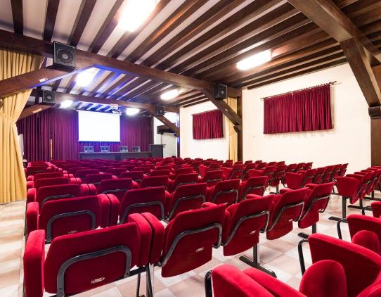 Sala riunioni - Hotel San Marco Montebelluna TV