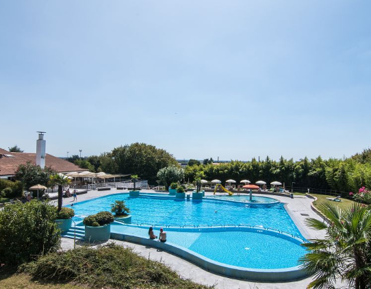 Piscina - Hotel San Marco Montebelluna (TV) ✰✰✰ Superior