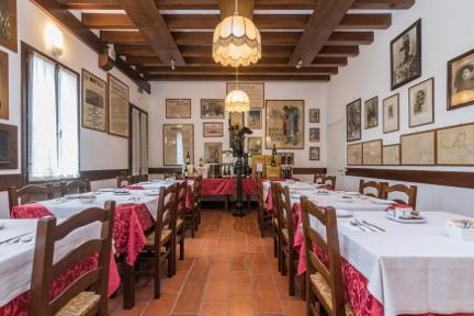 Sala colazioni - Hotel San Marco Montebelluna TV