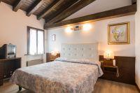 Camera matrimoniale doppia superior - Hotel San Marco Montebelluna TV