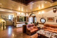 Hall - Hotel San Marco Montebelluna TV